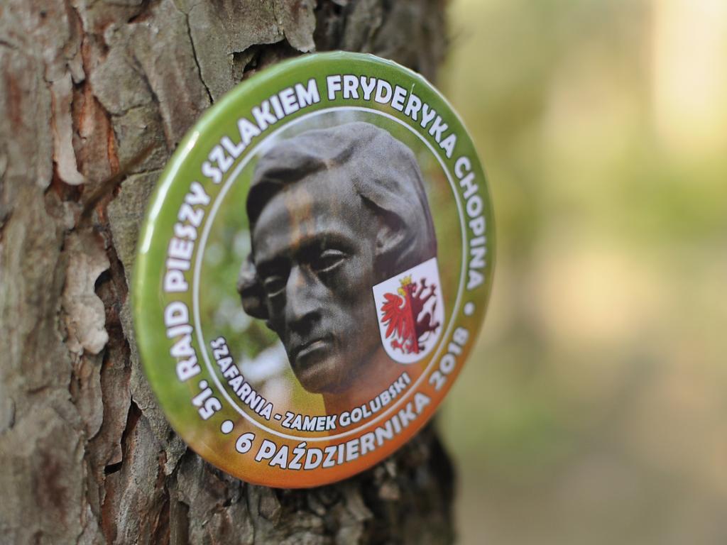 51 Rajd Pieszy Szlakiem Fryderyka Chopina